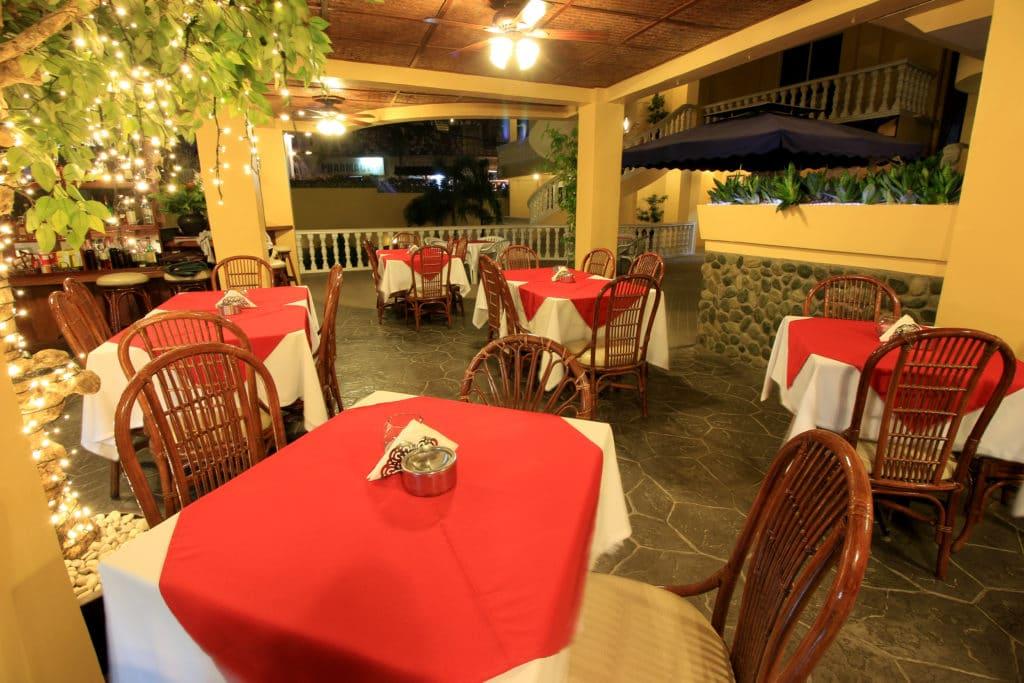 mermaid resort restaurant